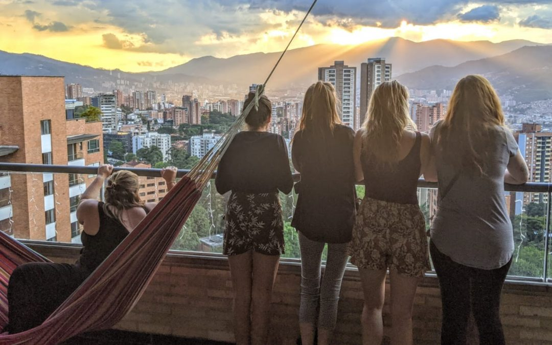 Week 45: Medellin